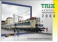 Trix Herfst Nouveautés 2008 ( Nederlands )