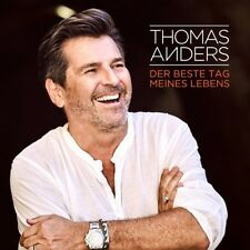 Thomas Anders - Der Beste Tag Meines Lebens CD Maxi Warner Music Internatio