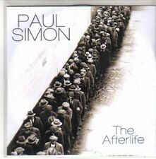 (CH294) Paul Simon, The Afterlife - 2011 DJ CD