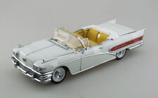BUICK LIMITED WELLS FARGO OPEN CONVERTIBLE WHITE 1958 SUNSTAR 4821 1/18 1:18