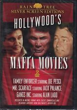 ~ HOLLYWOOD'S MAFIA MOVIES ~ DVD 2004 3FILMS -FAMILY ENFORCER MR. SCARFACE GANGS