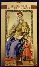 Golden Tarot of the Renaissance: Estensi Tarot by Lo Scarabeo - Excellent!