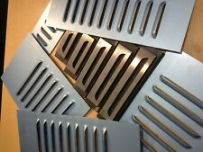 "2"" Louvre Press Tool - Fly Press Ventilation Sheet Metal Guillotine Toolmaker"