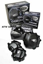 Yamaha MT 09 2016 R&G Racing Engine Case Cover SET KEC0059BK Black