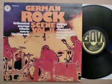 GERMAN ROCK SCENE VOL.II / V.A.LP / 1976 / GOVI / TRITONUS / EMBRYO / STREETMARK
