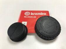 BREMBO BRAKE / CLUTCH RESERVOIR CAP & BELLOWS