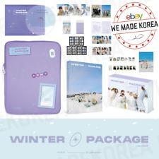 2021 BTS Winter Package Official K-POP Goods + Tracking Number