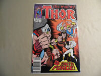 The Mighty Thor #395 (Marvel 1988) Newsstand Variant / Free Domestic Shipping
