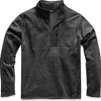 The North Face Canyonlands 1/2 Zip Fleece (TNF Dark Grey Heather)