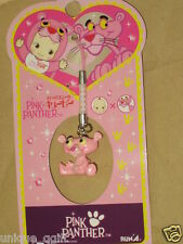 pink panther figure bag charm cell Phone Strap/ID/KeyChain Us un0311
