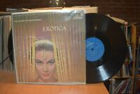 The Sounds of Martin Denny Exotica LP Liberty LRP 3034 Mono