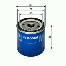 0451103299 BOSCH OIL FILTER P3299 [FILTERS - OIL] BRAND NEW GENUINE PART