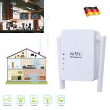 DHL 300 Mbps WLAN Repeater Router Range Extender WIFI Signal Verstärker Booster