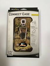 New OEM Nite Ize Connect Mossy Oak Case For Samsung Galaxy S5