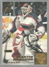 1999-00 Pacific Omega Gold #133 Martin Brodeur 075/299 (ref36575)