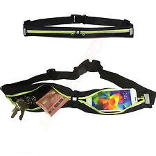 1A Joggingtasche Laufgürtel Sport Fitness Tasche für Siswoo R9 Darkmoon GELB