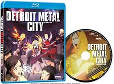 Detroit Metal City . The Complete Animated Series . Anime . Blu-ray . NEU . OVP