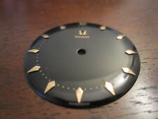 Omega watch dial