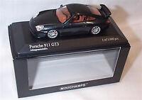Porsche 911 GT3 2003 Grey metallic1-43 Scale Ltd edition New in box