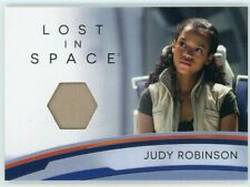 New listing 2019 Lost In Space Series 1 Rc5 Judy Robinson Costume Relic Card