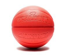 Undefeated x Spalding Infrared Basketball Solar Red Limited 360 Undftd NBA Game
