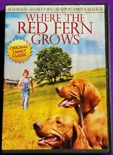 Where the Red Fern Grows (DVD, 2010)