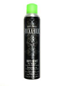 Tigi Bed Head Rockaholic Dirty Secret Dry Shampoo 6.3 Oz
