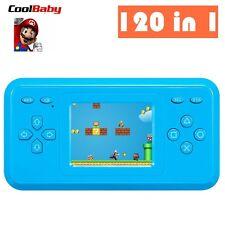 [Color Random] 120 Games Retro 8Bit Game Console [Blue & Green Available]