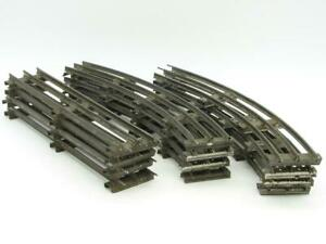 Standard Gauge Full Oval Track Lot 12 Pc use with Ives, Lionel, American Flyer