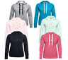 Under Armour UA Womens Hoodies Sweatshirts Hoody Rival Fleece Top Size S M L