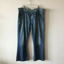Guess Falcon Jeans Boot Cut Button Fly Men's Size 40