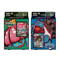 Pokemon Card Sword & Shield Starter Set VMAX Blastoise & Venusaur Korean NEW