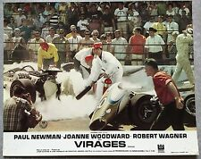 Photo Original VIRAGES Winning PAUL NEWMAN Indianapolis 500 FORMULE 1 Racing  c*