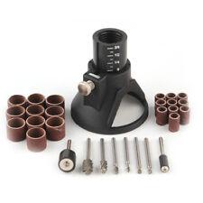 29Pcs Dremel Rotary Tool Mini Drill Woodworking Drilling Bit Set Accessories NM
