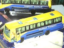 "AUTOCAR ANGLAIS PLAXTONS (VOLVO)  ""SOUTHEND TRANSPORT""(LONDON) CORGI 1/55  1999"