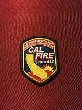 California Department Of Forestry & Fire Protection Patch