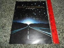 Close Encounters of the Third Kind Movie Souvenir Book 1977 Vintage Spielberg