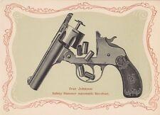 Gun Catalog. Iver Johnson's Arms. Mass., 1895. Handguns and shotguns