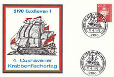 GERMAN LONG BOATS A SHIPS CACHED PLAIN BACKED CARD