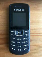 Vintage Samsung Mobile Phone - Black