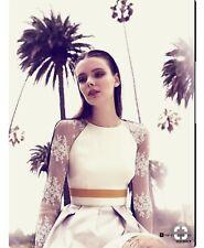 Alex Perry Mini Dress Size 6 New Rrp$1295