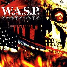 WASP - DOMINATOR  CD NEW+
