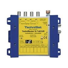 Technisat TechniRouter 5/1x8 G-R Einkabel Multischalter