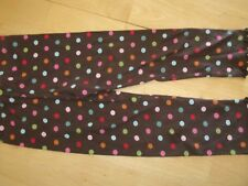 GYMBOREE SIZE 3T 3 T LEGGINGS YEARS PANTS CHURCH FALL CUPCAKE CUTIE POLKA DOT