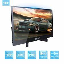 Portable Gaming Monitor 13.3 inch IPS Screen Super Thin Metal Casing HD Display