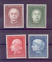 Bund 1954 - Wohlfahrt - MiNr. 200/203 postfrisch** - Michel 55,00 € (123)