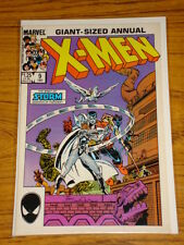X-MEN UNCANNY ANNUAL #9 VOL1 ARTHUR ADAMS SAGA OF STORM 1985