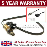 Front 3 Wire Oxygen O2 Lambda Sensor Direct Fit For Audi A4 2.6 2.8 (1995-2001)
