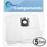 10 Vacuum Bags with 10 Micro Filters for Miele Classic C1 Capri