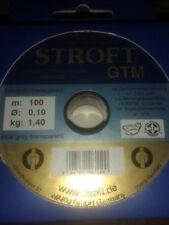 1 X STROFT GTM SILICON -PTFE TEMPERED MONOFIL 100 MTRS 1.40 KG BREAKING STRAIN